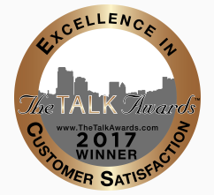 The Talk Awards 2017 Customer Satisfaction