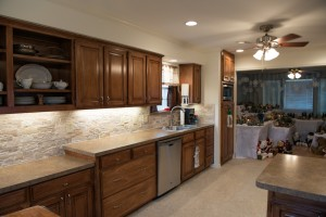 flooring and countertops